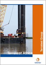 Brochure Terratest Africa 2017